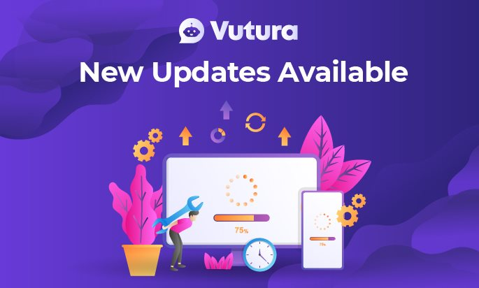 Vutura Chatbot Builder Update June